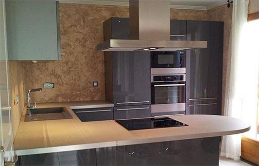 agencement cuisine menuiserie amilcar goncalves. Black Bedroom Furniture Sets. Home Design Ideas